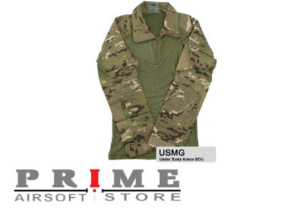 Multicam Under Vest Armor Combat Shirt