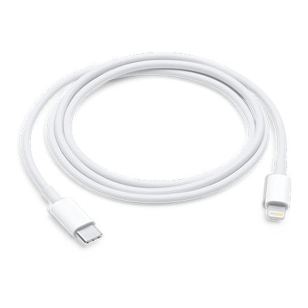 Apple USB C to Lightning Cable, 1m