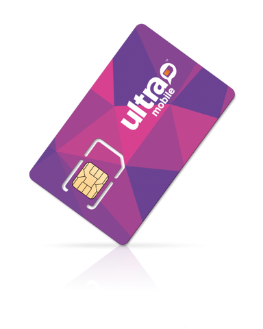 Ultra Mobile Prepaid Simcard $29 Plan