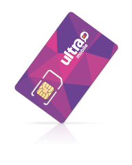 Ultra Mobile Prepaid Simcard $19 Plan