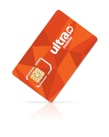 Ultra Mobile Prepaid Simcard $39 Plan