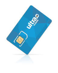 Ultra Mobile Prepaid Simcard $49 Plan