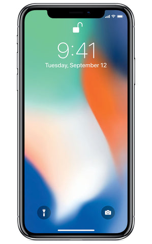 Apple iPhone X (Factory Unlocked)