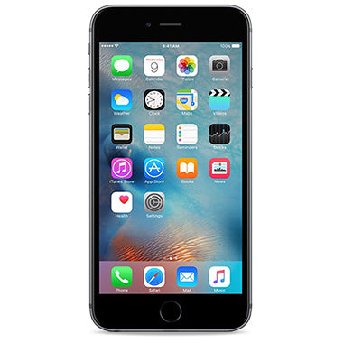Apple iPhone® 6 Plus 16GB in Space Gray (Verizon Prepaid)