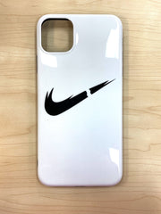 iPhone 11 Sports Brand Silicone Thin Case
