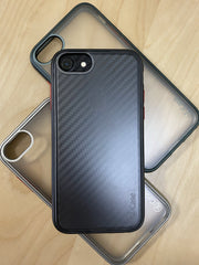iPhone 6/7/8 Metallic Border Case