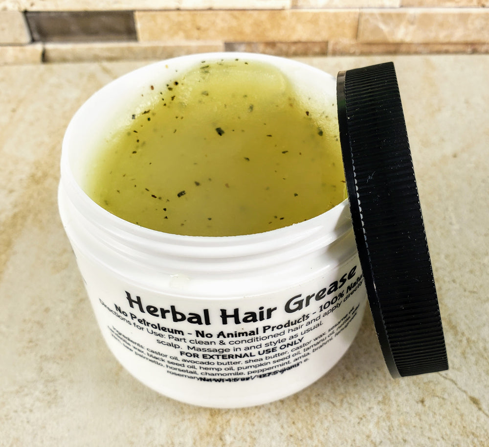 Herbal Hair Grease