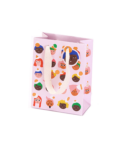 Small Party People Gift Bag