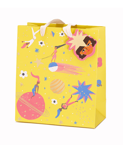 Medium Planet Fun Gift Bag