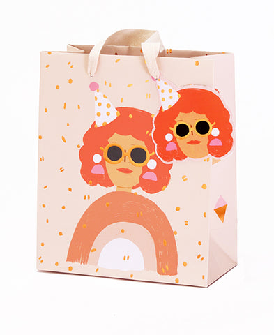 Medium Party Lady Gift Bag