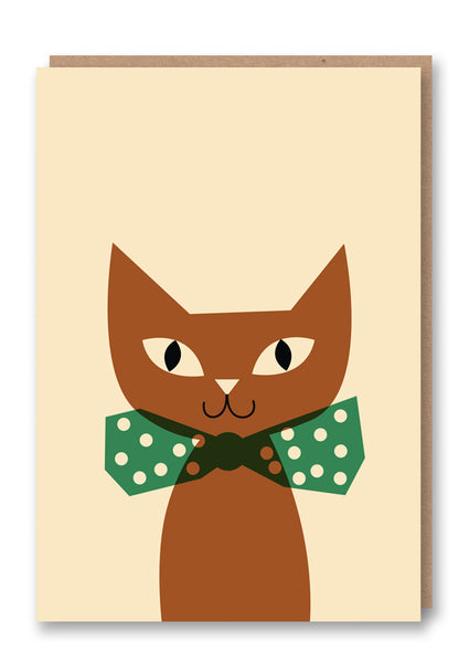 Anna Kövecses Cat Greetings Card Sold in 6's