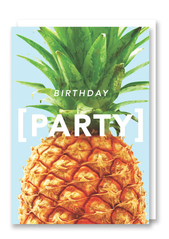 Revista Party Greetings Card Sold in 6's