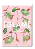 Revista Glam Birthday Card