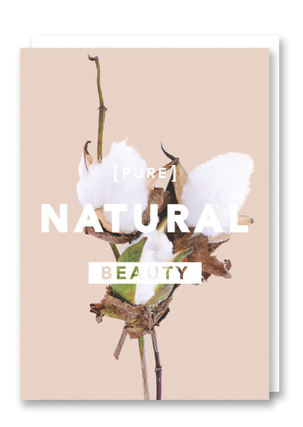 Revista Natural Greetings Card Sold in 6's