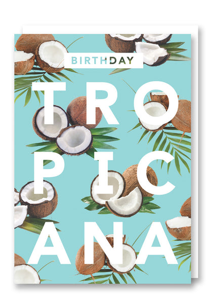 Revista Tropicana Greetings Card Sold in 6's