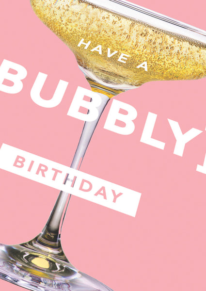 Revista Bubbly Card