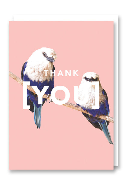 Revista Thank You Greetings Card Sold in 6's