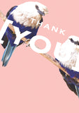 Revista Thank You Card