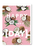 Revista Happy Mother's Day Coconuts Greetings Card Sold in 6's
