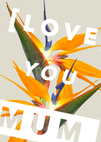 Revista Love You Mum Card
