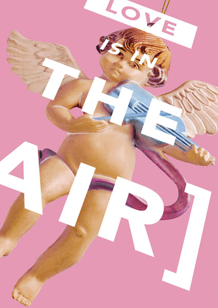 Revista Love Is In The Air Card