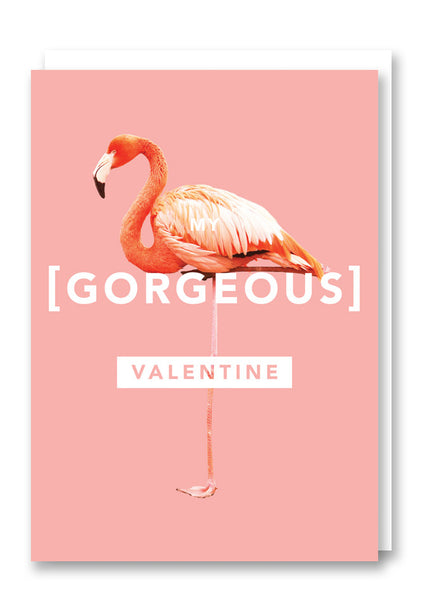 Revista Gorgeous Valentine Greetings Card Sold in 6's