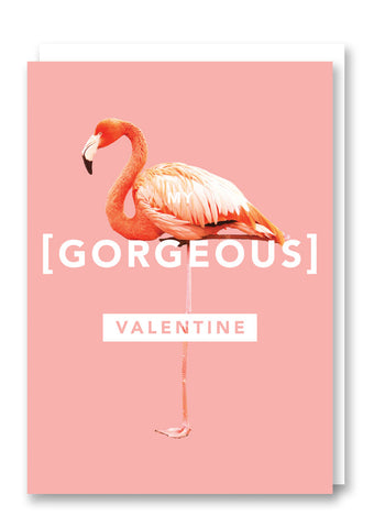 Revista Gorgeous Valentine Card