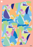 Oliver Bonas Mati Wrapping Paper Sold in 25's (ONLY AVAILABLE TO CUSTOMERS BASED OUTSIDE THE UK)