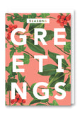 Revista Season's Greetings Christmas Card