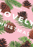 Revista Lovely Christmas Card