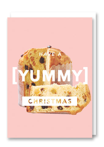 Revista Yummy Christmas Card Sold in 6's