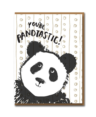 You're Pandtastic