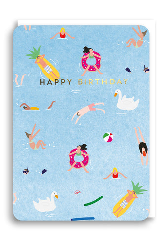 Oliver Bonas Miami Card Sold in 6's (ONLY AVAILABLE TO CUSTOMERS BASED OUTSIDE THE UK)
