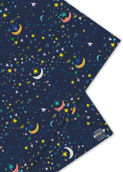 Night Sky Wrap (ONLY AVAILABLE TO CUSTOMERS BASED OUTSIDE THE UK)