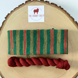 Regia 4 Ply Candy Color Holiday Yarn Sock Tubes