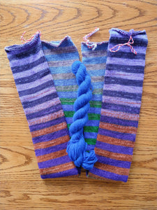 Urth Yarns Uneek Stripey Sock Tube Kits No. 53