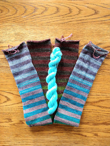Urth Yarns Uneek Stripey Sock Tube Kits No. 61