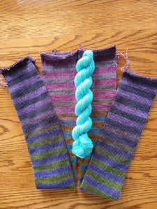 Urth Yarns Uneek Stripey Sock Tube Kits No. 66