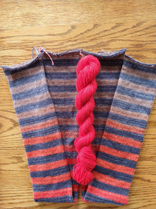 Urth Yarns Uneek Stripey Sock Tube Kits No. 65