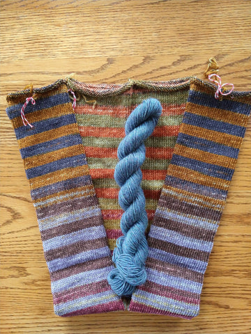 Urth Yarns Uneek Stripey Sock Tube Kits No. 69