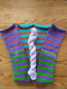 Urth Yarns Uneek Stripey Sock Tube Kits No. 67