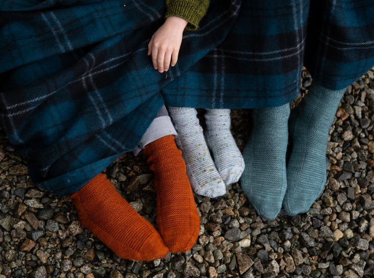 Beginner's guide to Knitting Socks Part 1