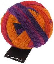Load image into Gallery viewer, Zauberball-1536-Bed-of-Fuschia-sock-wool-at-Eskdale-Yarns