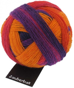 Zauberball-1536-Bed-of-Fuschia-sock-wool-at-Eskdale-Yarns