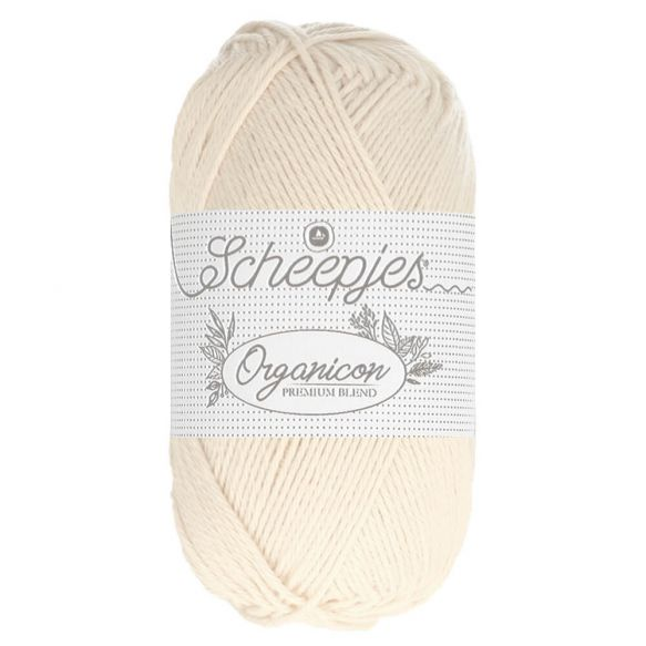Scheepjes Organicon Cotton