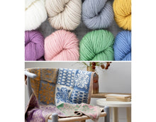 Load image into Gallery viewer, West Yorkshire Spinners Botanical Garden KAL kit