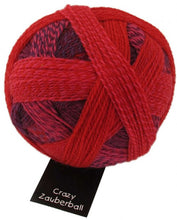 Load image into Gallery viewer, Zauberball-Crazy-2095-Indian-Pink-sock-yarn-at-Eskdale-Yarns