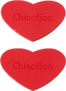ChiaoGoo-Heart-shaped-rubber-grippers-available-at-eskdale-yarns