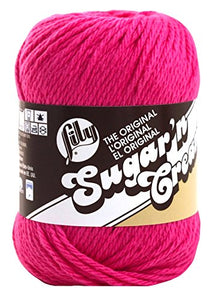 Lily-sugarn-cream-10-ply-Hot-Pink-available-at-Eskdale-Yarns