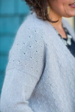 Load image into Gallery viewer, Kapua Cardigan paper and digital pattern by Truly Myrtle at Eskdale Yarns